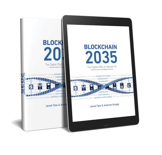 معرفی کتاب بلاکچین ۲۰۳۵